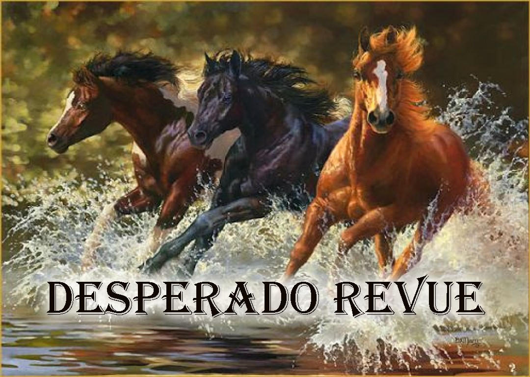 Desperado Back Tracks