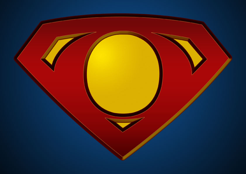 Letter logos with other superman pictures to pin on pinterest superman voltagebd Image collections