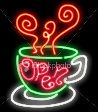 Cup'A Coffee (Expresso)